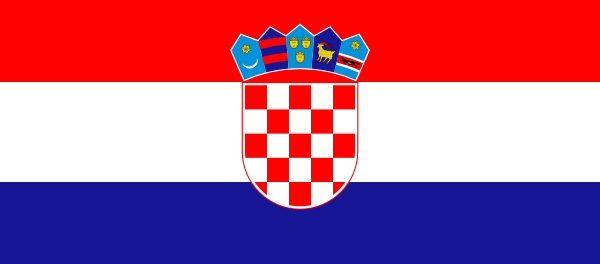 hırvatistan ingilizce ismi, hırvatistan bayrağı